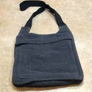OLD NAVY Fleece Crossbody Bag
